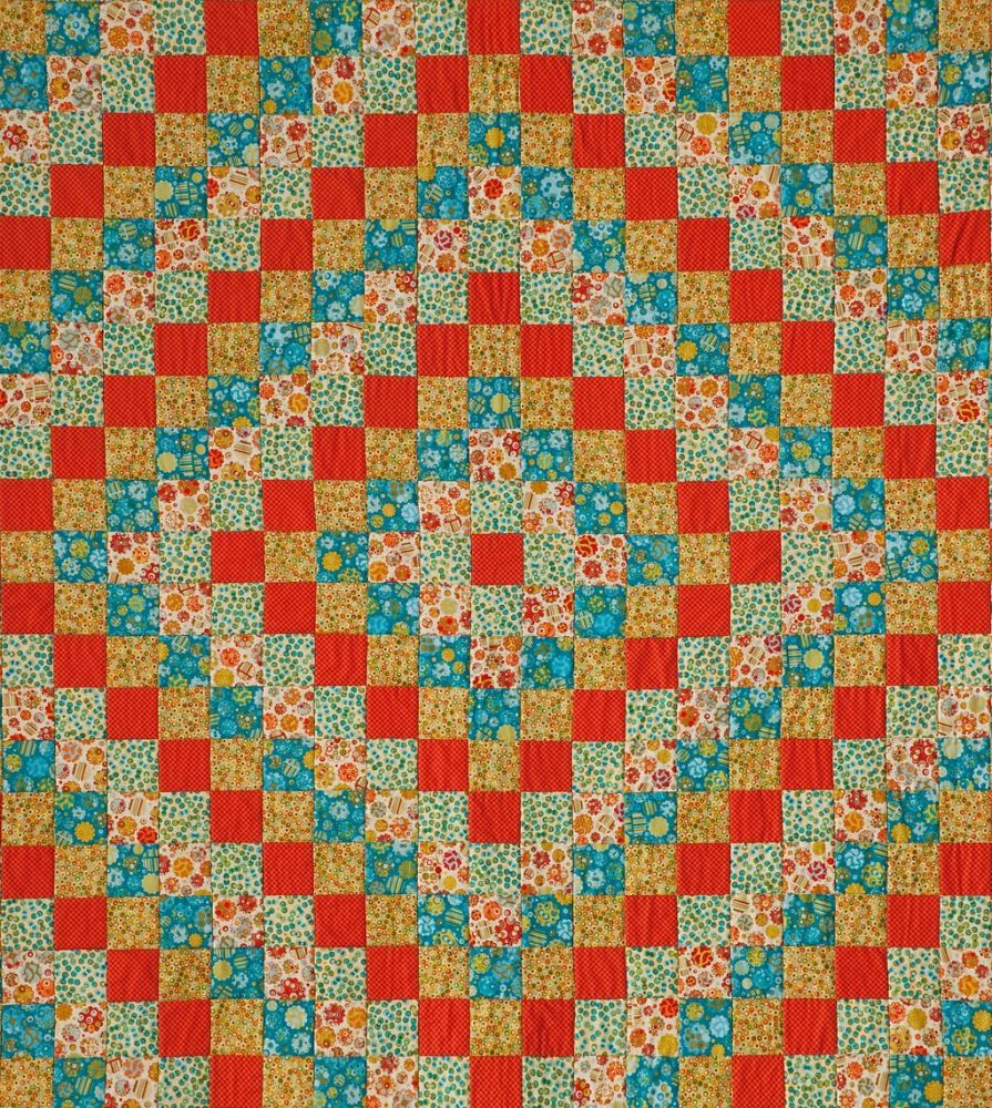 521 best 2 and 3 color quilts images on Pinterest